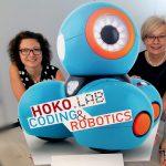 kommunikativ_HOKO_Dash-Aufsteller im Hoko.Lab