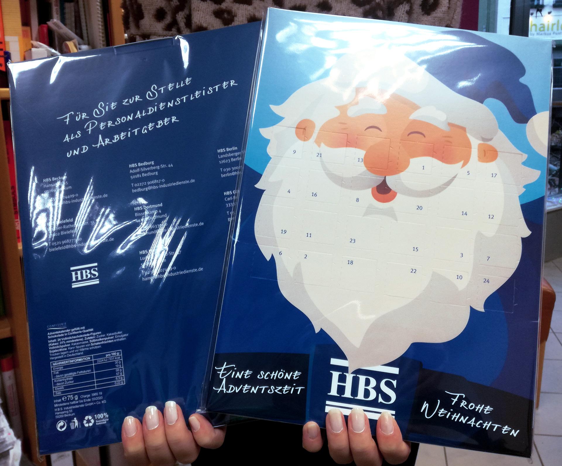 HBS Adventskalender
