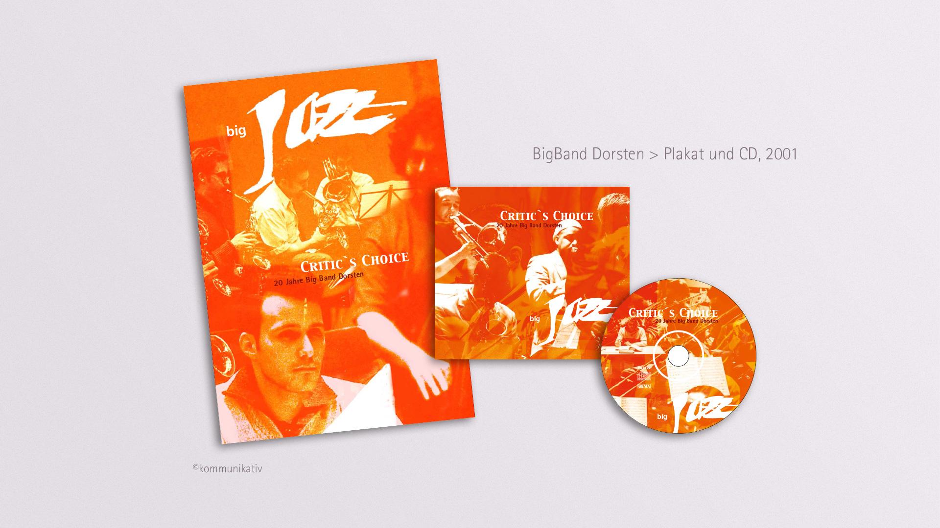 BigBand Dorsten CD 2001