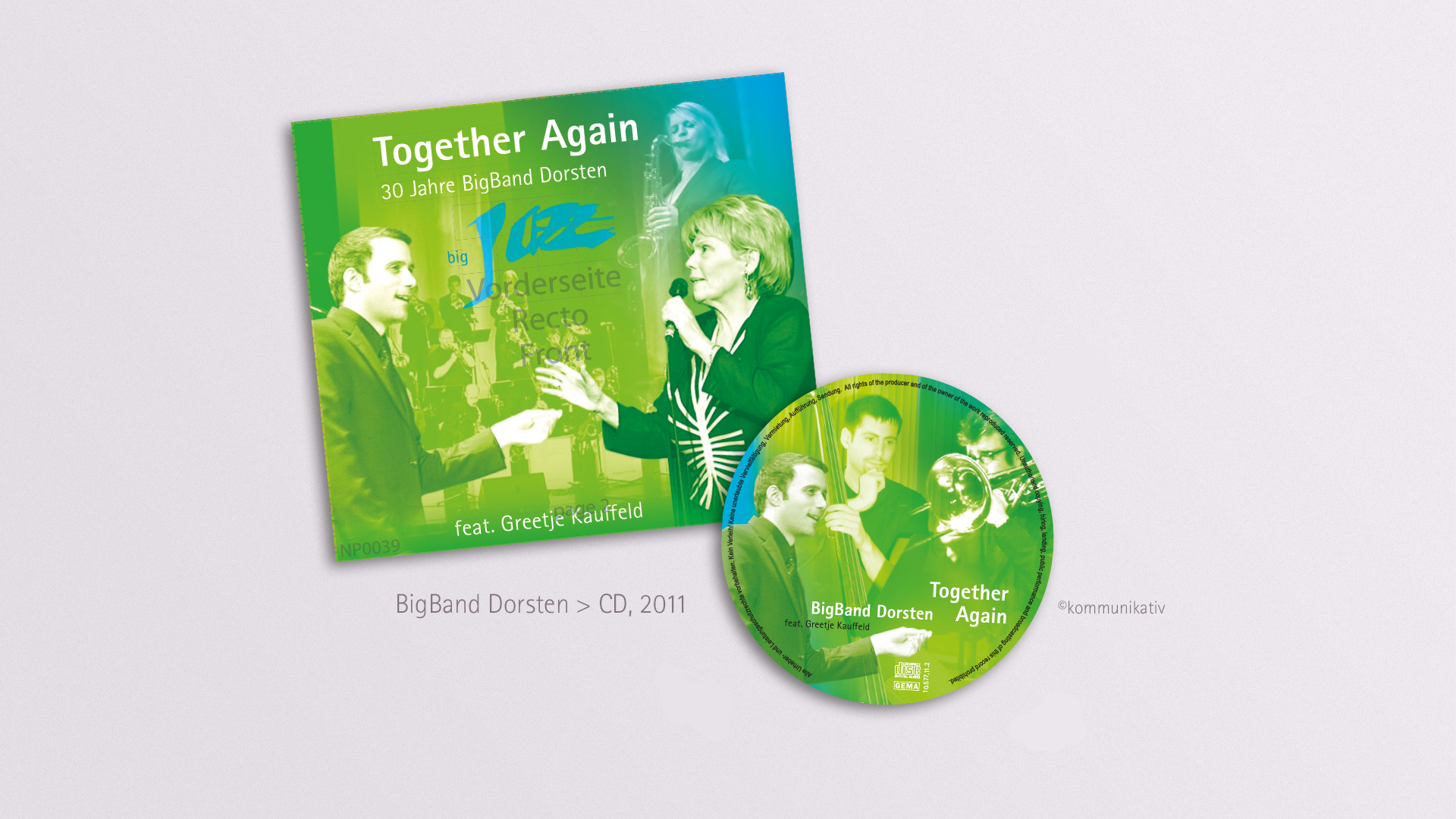 BigBand Dorsten CD 2011