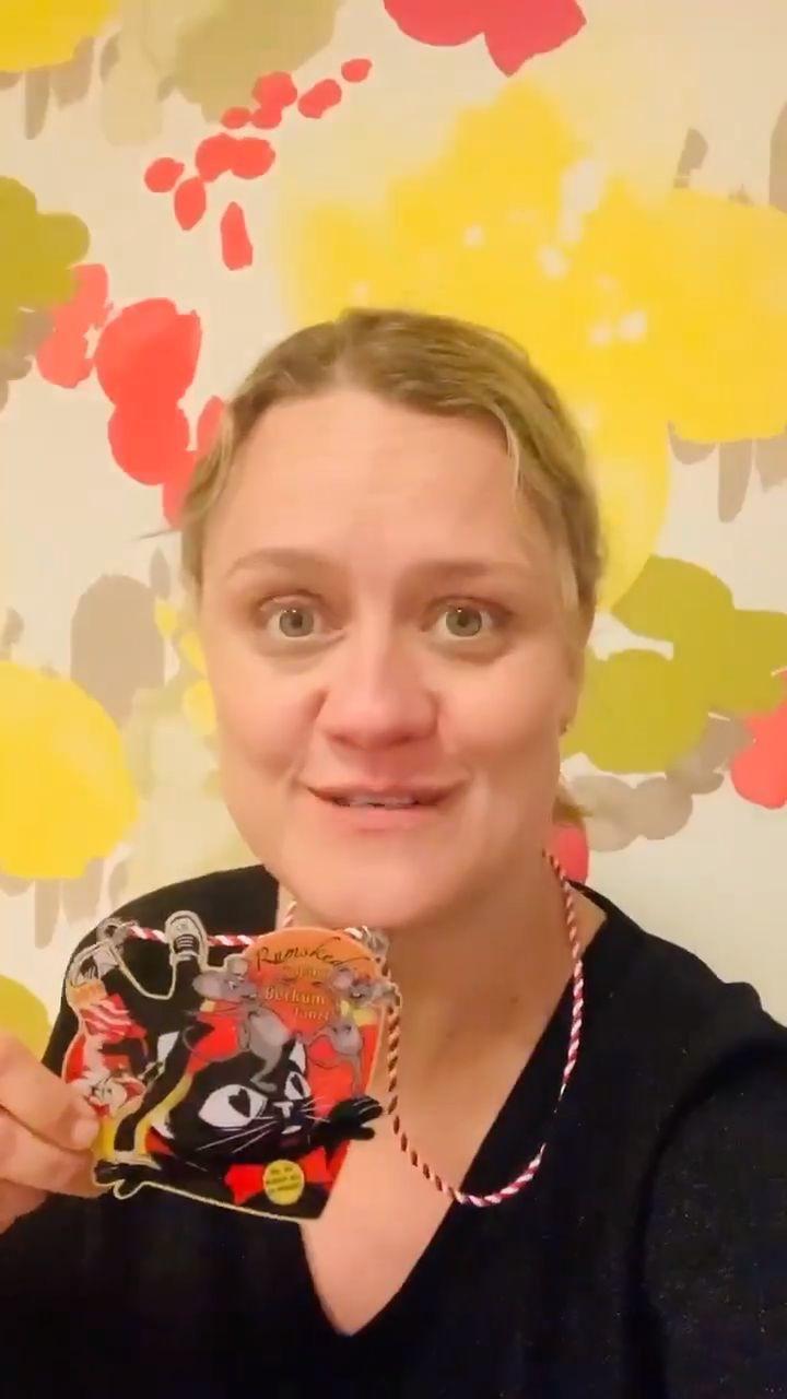 Lisa Feller verleiht Beckumer Karnevalsorden